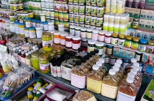 Article : [Radio] Les médicaments en vente dans les rues en Côte d'Ivoire, attention danger !